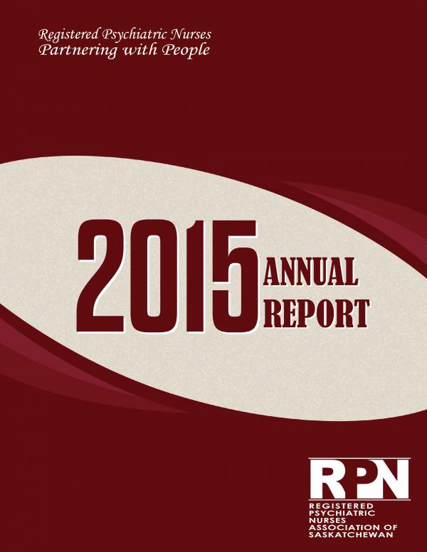2015 Annual Report
