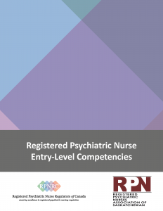 Registered Psychiatric Nurse Entry-Level Competencies