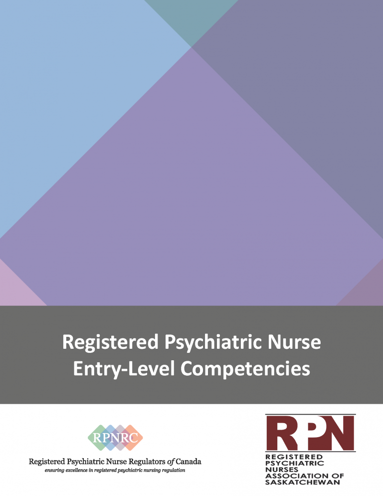 Registered Psychiatric Nurse Entry-Level Competencies